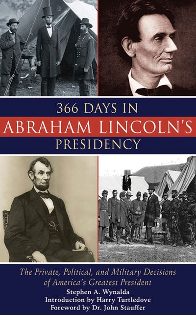 Buy 366 Days in Abraham Lincoln's Presidency at Amazon