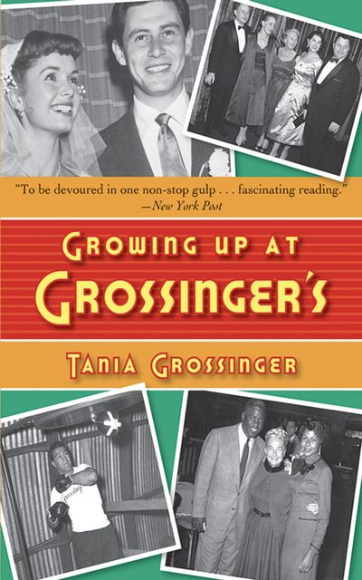 Buy Growing Up at Grossinger's at Amazon