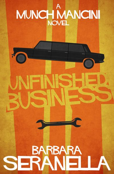 Buy Unfinished Business at Amazon