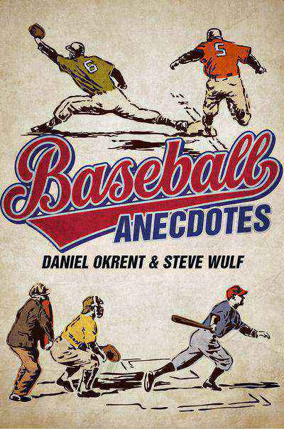 Buy Baseball Anecdotes at Amazon