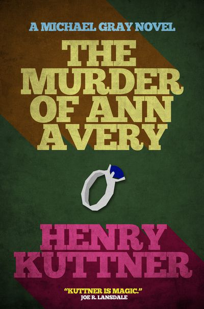 Buy The Murder of Ann Avery at Amazon