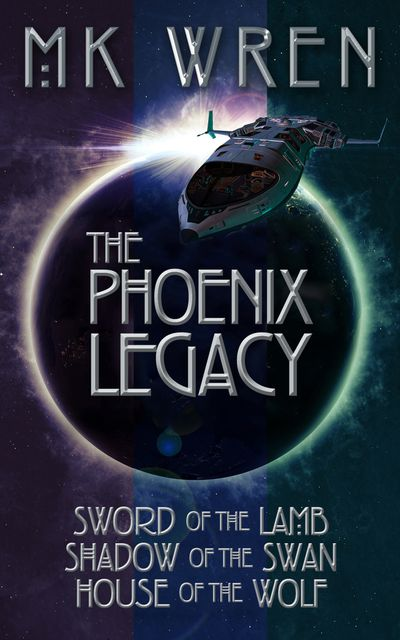 Buy The Phoenix Legacy at Amazon