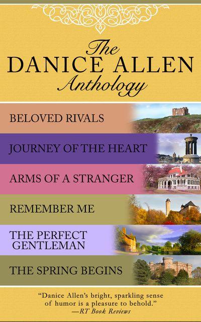 Buy The Danice Allen Anthology at Amazon
