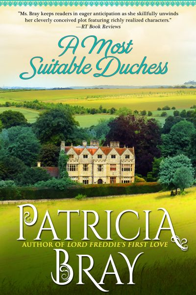 Buy A Most Suitable Duchess at Amazon