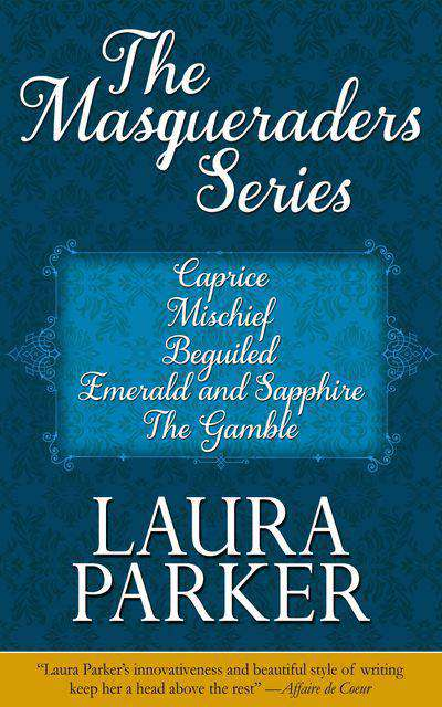 Buy The Masqueraders Series at Amazon