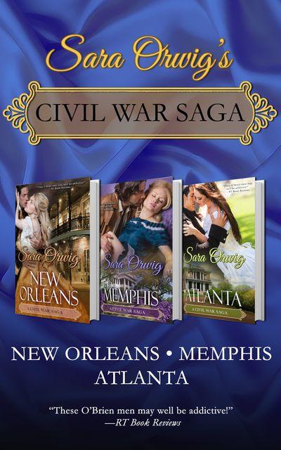 Buy Civil War Saga at Amazon