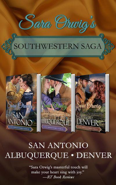 Buy Southwestern Saga at Amazon