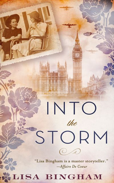 Buy Into the Storm at Amazon
