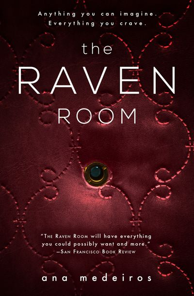 Buy The Raven Room at Amazon