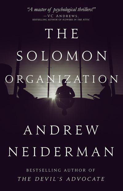 Buy The Solomon Organization at Amazon