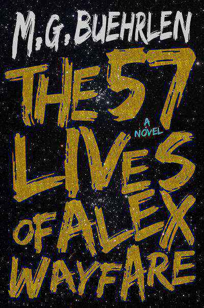 Buy The 57 Lives of Alex Wayfare at Amazon