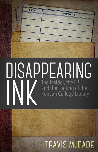Buy Disappearing Ink at Amazon
