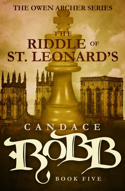 Buy The Riddle of St. Leonard's at Amazon