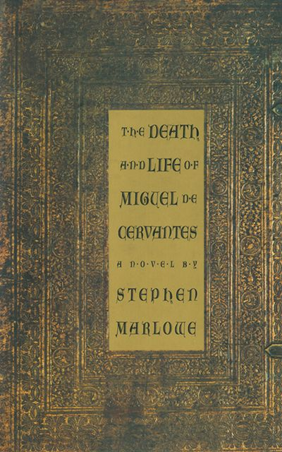 Buy The Death and Life of Miguel de Cervantes at Amazon