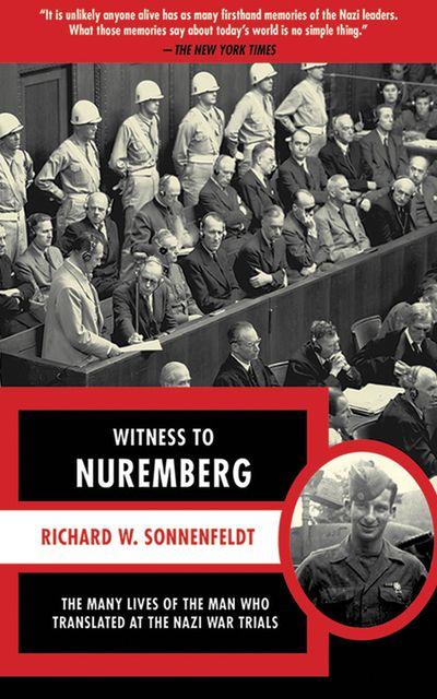 Buy Witness to Nuremberg at Amazon