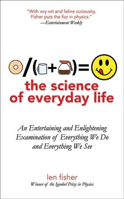 Buy The Science of Everyday Life at Amazon