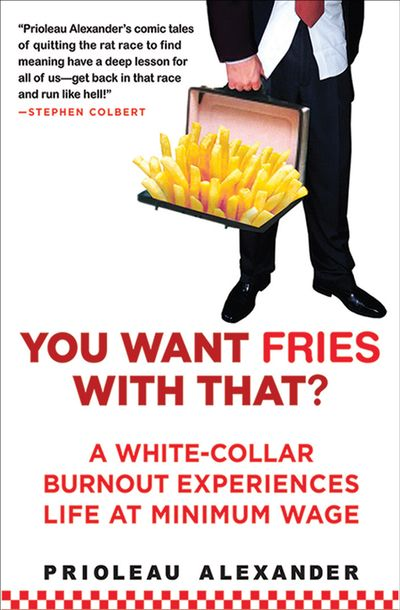 Buy You Want Fries With That? at Amazon