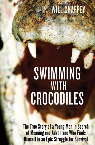 Buy Swimming with Crocodiles at Amazon