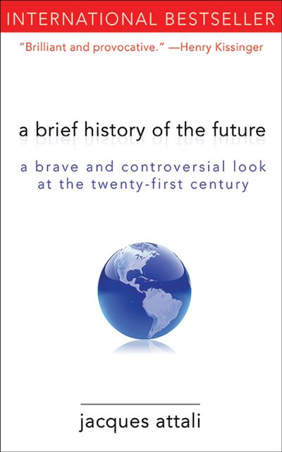 Buy A Brief History of the Future at Amazon