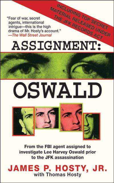 Buy Assignment: Oswald at Amazon