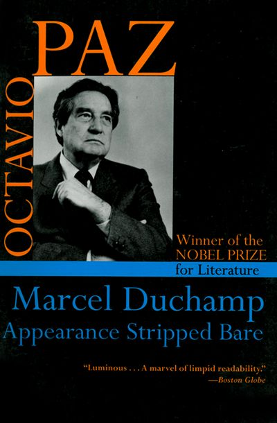 Buy Marcel Duchamp at Amazon