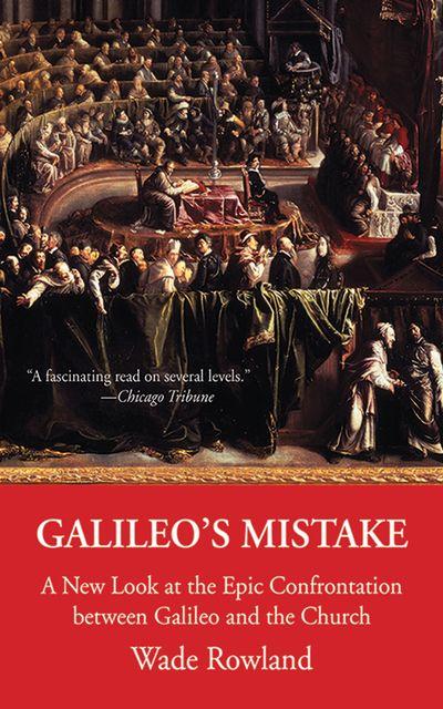 Buy Galileo's Mistake at Amazon
