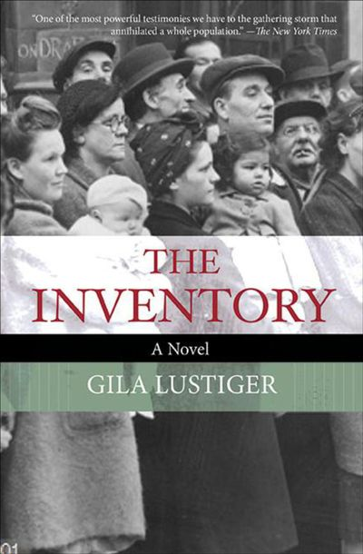 Buy The Inventory at Amazon