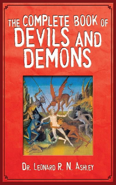 Buy The Complete Book of Devils and Demons at Amazon