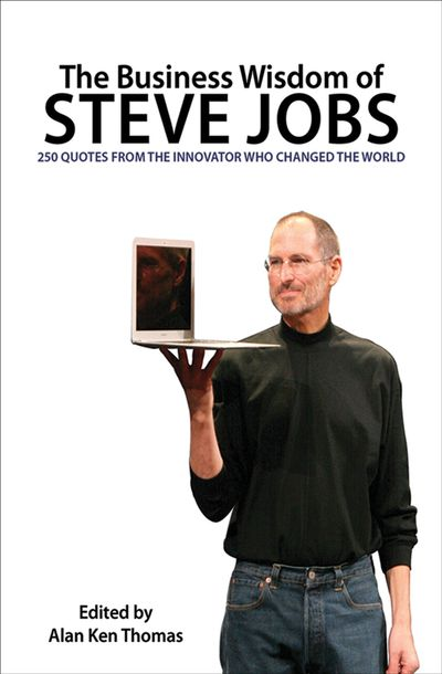 Buy The Business Wisdom of Steve Jobs at Amazon