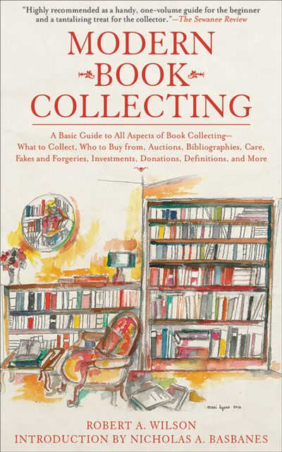 Buy Modern Book Collecting at Amazon