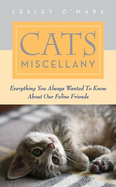 Buy Cats Miscellany at Amazon