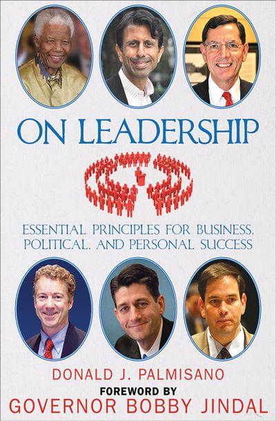 Buy On Leadership at Amazon