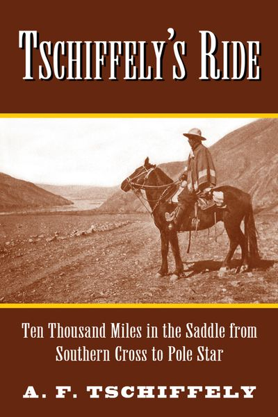 Buy Tschiffely's Ride at Amazon