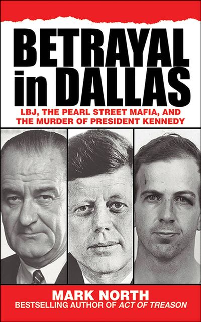 Buy Betrayal in Dallas at Amazon