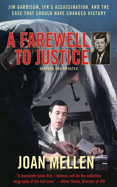 Buy A Farewell to Justice at Amazon