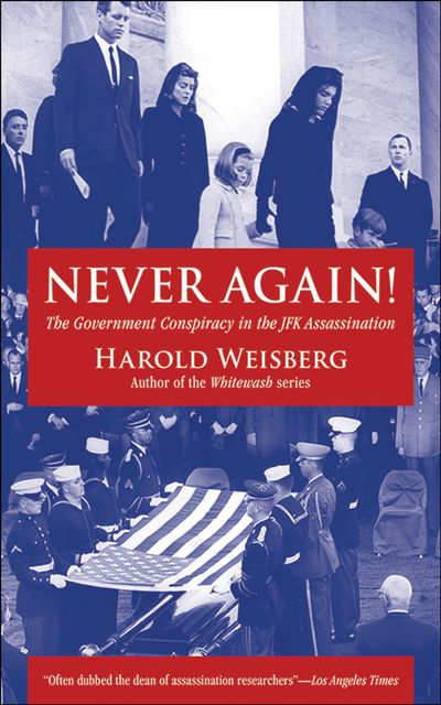 Buy Never Again! at Amazon