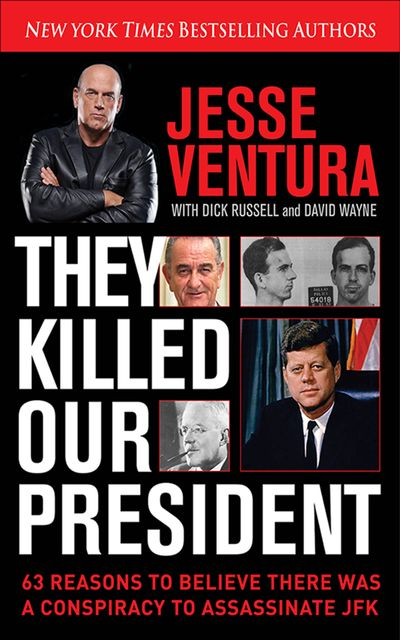 Buy They Killed Our President at Amazon