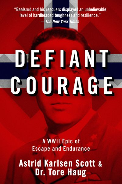 Buy Defiant Courage at Amazon
