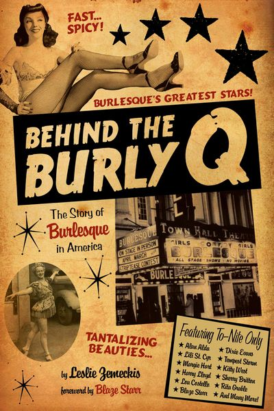 Buy Behind the Burly Q at Amazon
