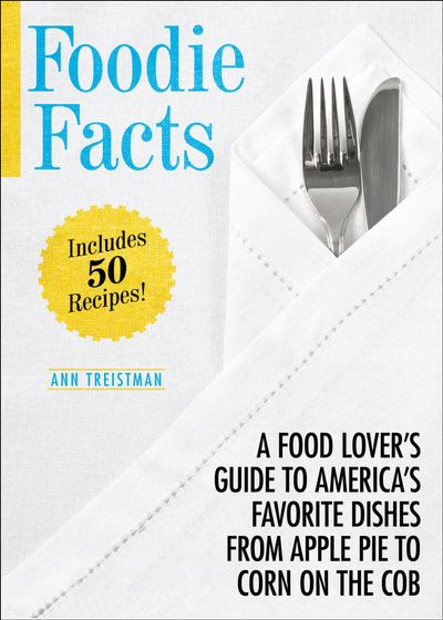 Buy Foodie Facts at Amazon