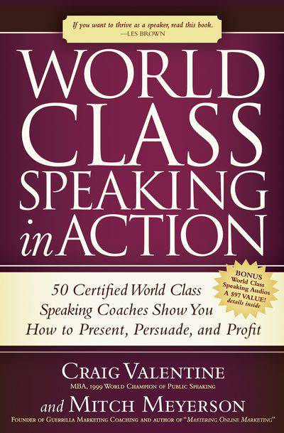 Buy World Class Speaking in Action at Amazon