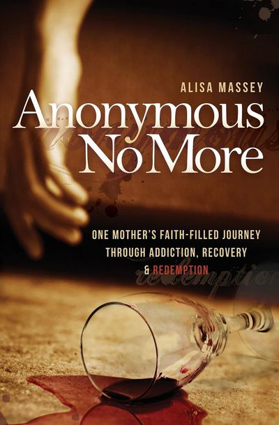 Buy Anonymous No More at Amazon