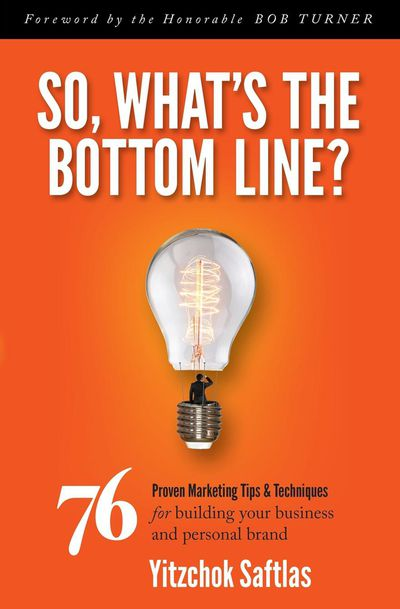 Buy So, What's the Bottom Line? at Amazon