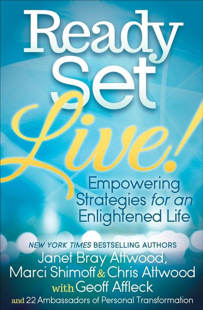 Buy Ready, Set, Live! at Amazon
