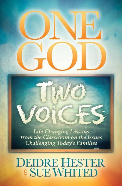 Buy One God Two Voices at Amazon