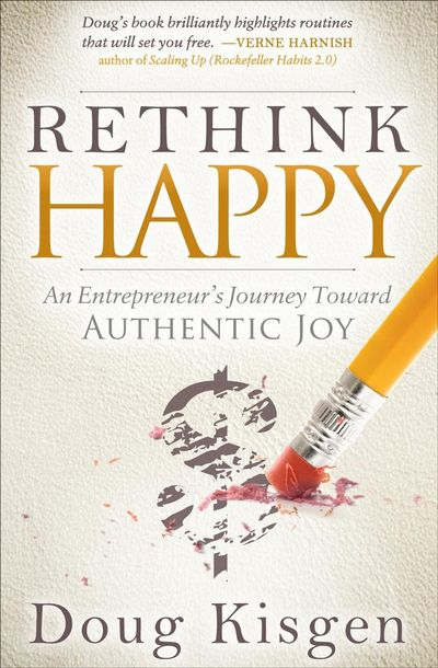 Buy Rethink Happy at Amazon