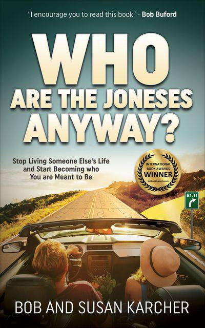 Buy Who Are the Joneses Anyway? at Amazon