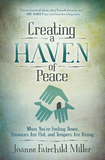 Buy Creating a Haven of Peace at Amazon