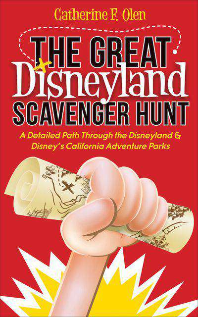 Buy The Great Disneyland Scavenger Hunt at Amazon