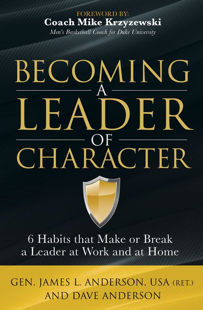 Buy Becoming a Leader of Character at Amazon